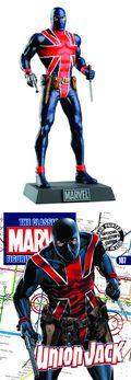 Classic Marvel Figurine Collection (2007-2013 Eaglemoss) Magazine and Figure #107
