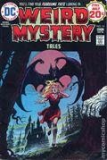 Weird Mystery Tales (1972) Mark Jewelers 14MJ