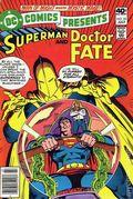 DC Comics Presents (1978 DC) Mark Jewelers 23MJ