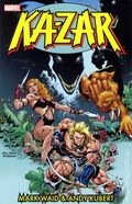 Ka-Zar TPB (2010-2012 Marvel) By Mark Waid and Andy Kubert 1-1ST