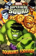 Marvel Super Hero Squad: Squaddies Forever TPB (2010 A Marvel Digest) 1-1ST