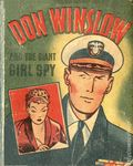 Don Winslow and the Giant Girl Spy (1946 Whitman BLB) 1408