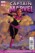 Captain Marvel (2012 7th Series) 5B