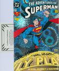 Adventures of Superman (1987) 505CAS.SIGNED