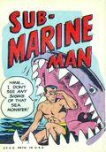 Sub-Marine Man (1967 Topps) Sub-Mariner Parody 1