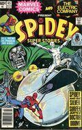 Spidey Super Stories (1974) Mark Jeweler 45MJ