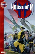 House of M TPB (2006 Marvel) 1-REP