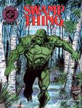 DC Heroes Role-Playing Game Swamp Thing Sourcebook/Adventure SC (1991 Mayfair) #256