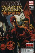 Marvel Zombies Halloween (2012) 0
