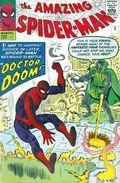 Amazing Spider-Man (1963 1st Series) UK Edition 5UK