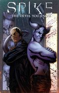 Spike The Devil You Know TPB (2010 IDW) 1-1ST