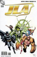 Justice League of America (2006 2nd Series) 53A