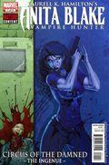 Anita Blake Circus of the Damned Ingenue (2011 Marvel) 1