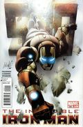 Invincible Iron Man (2008) 500A