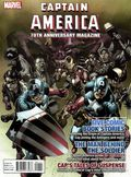 Captain America 70th Anniversary Magazine (2011 Marvel) 0A