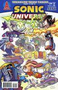 Sonic Universe (2009) 24