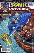 Sonic Universe (2009) 45