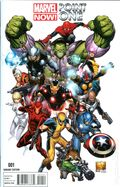 Marvel Now Point One (2012) 1C