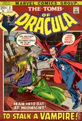 Tomb of Dracula (1972 1st Series) National Diamond 3NDS