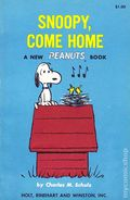 Snoopy, Come Home SC (1963 Holt) A New Peanuts Book 1-1ST