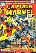 Captain Marvel (1968 1st Series Marvel) Mark Jewelers 30MJ