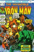 Iron Man (1968 1st Series) Mark Jewelers 68MJ