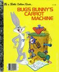 Bugs Bunny's Carrot Machine HC (1971 Little Golden Book) 111-65-REP