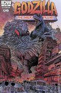 Godzilla Half Century War (2012 IDW) 3