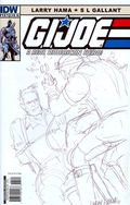 GI Joe Real American Hero (2010 IDW) 161C
