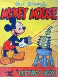 Mickey Mouse and the 'Lectro Box (1946 Whitman BLB) 1413