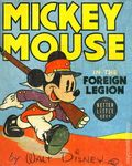 Mickey Mouse in the Foreign Legion (1940 Whitman BLB) 1428
