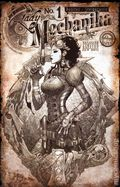 Lady Mechanika (2010 Aspen) 1C