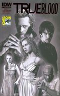 True Blood (2010 IDW) 1CON.SDCC