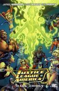 Justice League of America Dark Things HC (2010 DC) 1-1ST