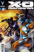 X-O Manowar (2012 3rd Series Valiant) 6A