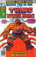 Marvel Two-in-One (1974 1st Series) Mark Jewelers 31MJ