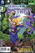 Sword of Sorcery featuring Amethyst (2012 DC) 1A