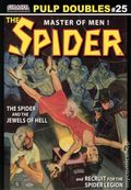 Pulp Doubles: Featuring The Spider SC (2006-2012 Girasol) 25-1ST