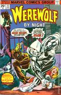 Werewolf by Night (1972 1st Series) Mark Jewelers 32MJ