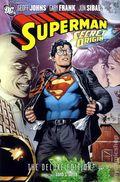 Superman Secret Origin HC (2010 DC) The Deluxe Edition 1-1ST