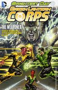 Green Lantern Corps The Weaponer TPB (2012 DC) Brightest Day 1-1ST
