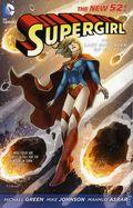Supergirl TPB (2012-2015 DC Comics The New 52) 1-1ST