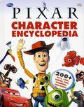 Disney-Pixar Character Encyclopedia HC (2012 DK) 1-1ST