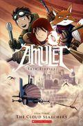 Amulet GN (2008- Scholastic Press) 3-REP