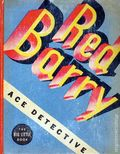 Red Barry Ace Detective (1935 Whitman BLB) 1157