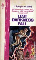 Lest Darkness Fall PB (1963 Novel Putnam Edition) 1-1ST