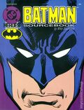 DC Heroes Role-Playing Game Batman Sourcebook SC (1989 Matfair) #246