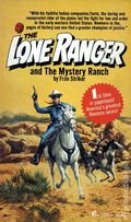 Lone Ranger PB (1975-1981 Novel Pinnacle Edition) 2-1ST