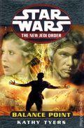 Star Wars The New Jedi Order Balance Point HC (2000 Del Rey Novel) 1A-1ST