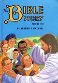 Bible Story HC (1953-1957 By Arthur S. Maxwell) 10-1ST